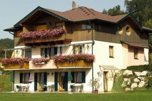 Die Villa Fasching am Längsee